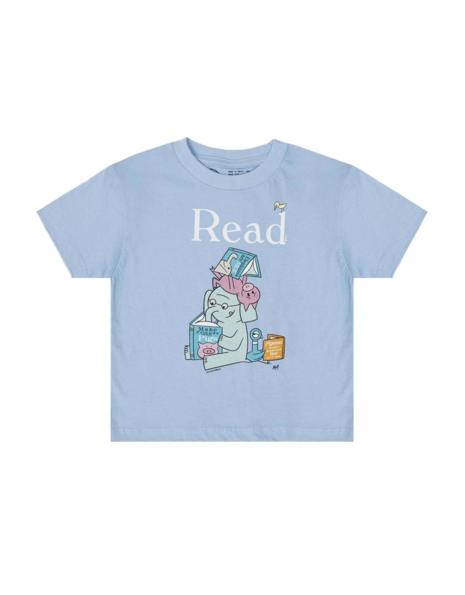 Elephant & Piggie Read Kid's T-Shirt