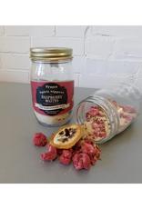 Raspberry Mojito Infusion Jar