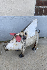 Small Flying Pig (CURBSIDE PICKUP ONLY)