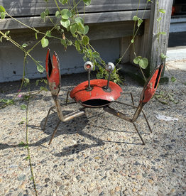 Standing Crab - Claws Up  (CURBSIDE PICKUP ONLY)