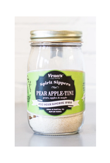 Pear Apple-Tini Infusion Jar