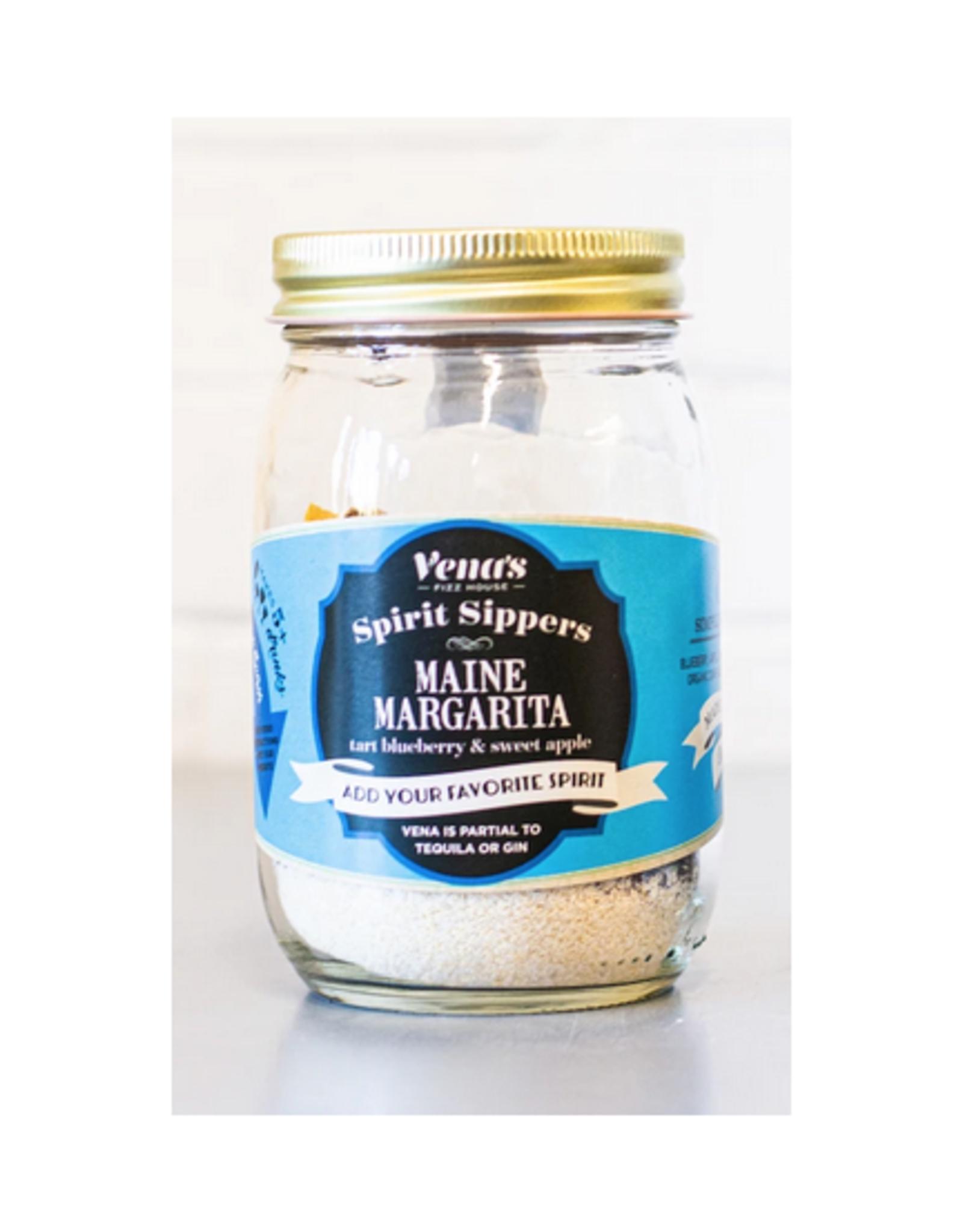 Blueberry Margarita Infusion Jar