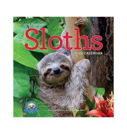 Sloths 2022 Wall Calendar