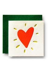 Heart Tiny Card