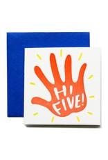 High Five Tiny Card