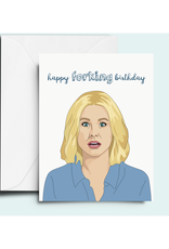 Happy Forking Birthday (The Good Place) Greeting Card