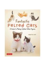 Fantastic Felted Cats