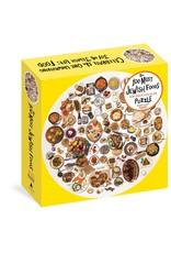 100 Most Jewish Foods Puzzle