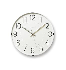 Tom Clock - White