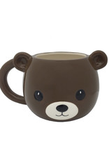 Brown Bear Mug