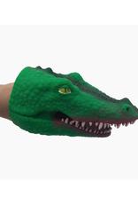 Fierce Crocodile Hand Puppet