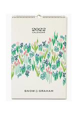 Snow & Graham 2022 Wall Calendar