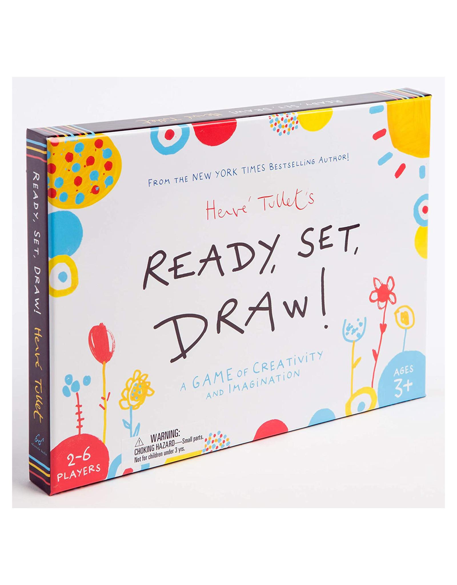 Ready, Set, Draw!