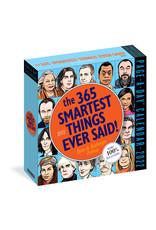 Smartest Things Said 2022 Pad Calendar