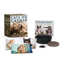 Cats on Catnip Grow Your Own Kit