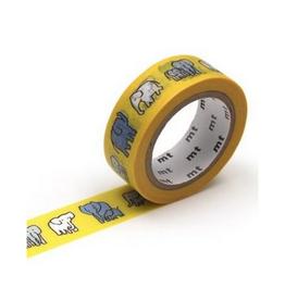 Sou Sou Zou Elephant Washi Tape
