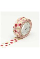 Motif Flower Kids Washi Tape