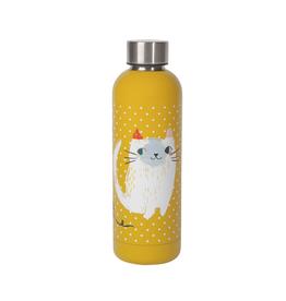 Meow Meow Cat Water Bottle