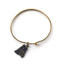 Rhode Island Charm Bracelet
