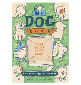 My Dog Book Keepsake Journal