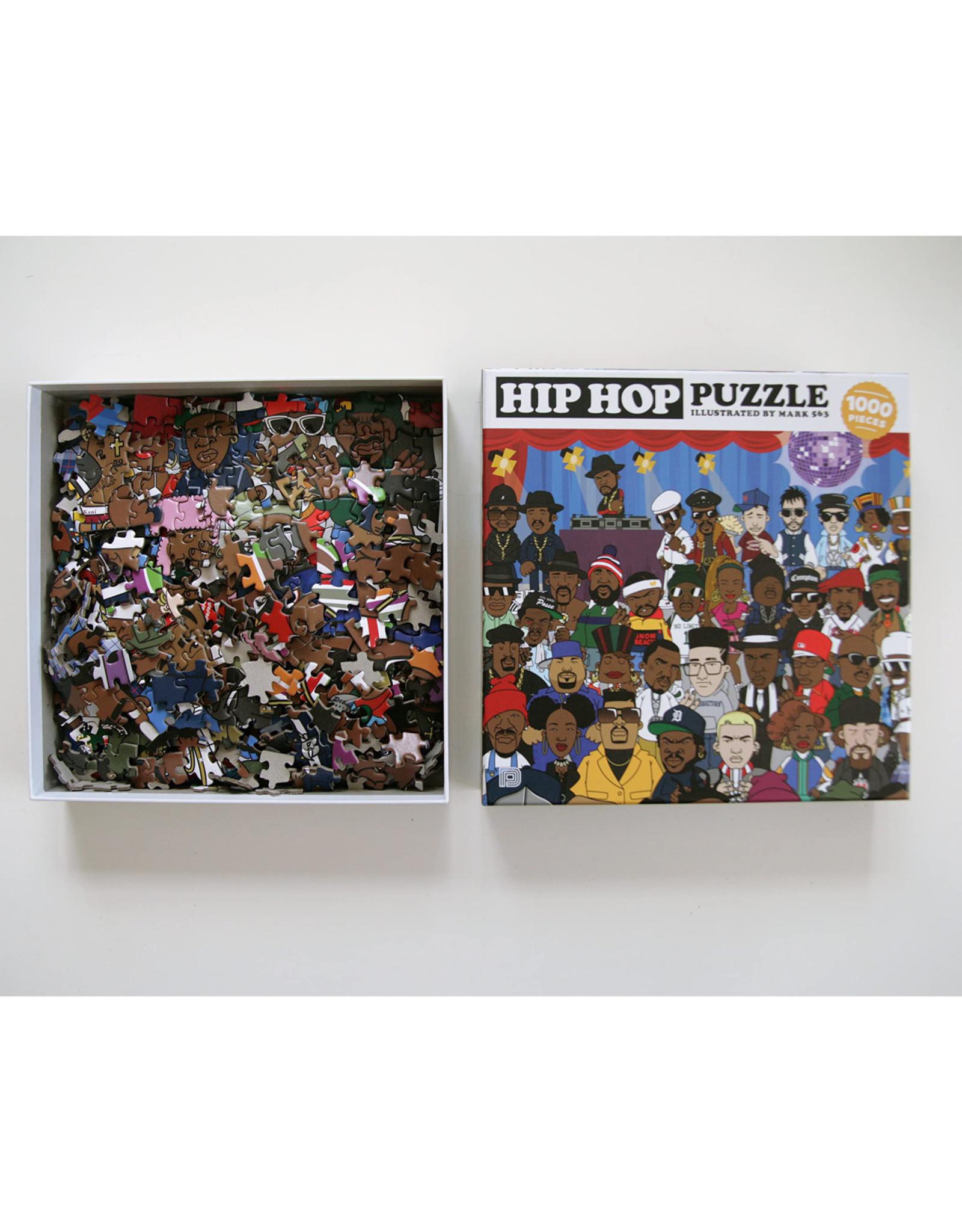 Hip Hop Puzzle