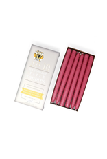 Colonial Pink Taper Candle