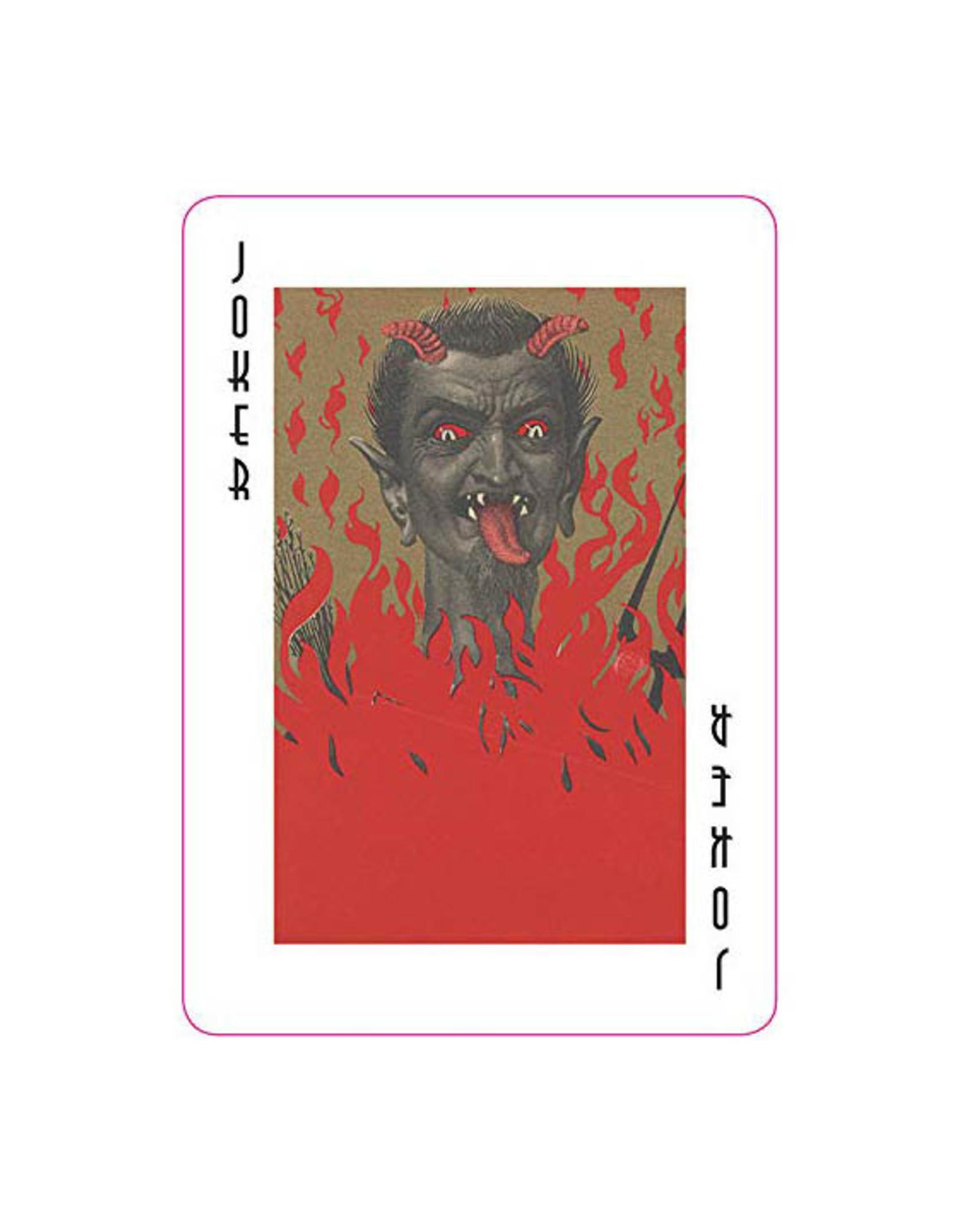 Krampus Playing Cards - Version 2