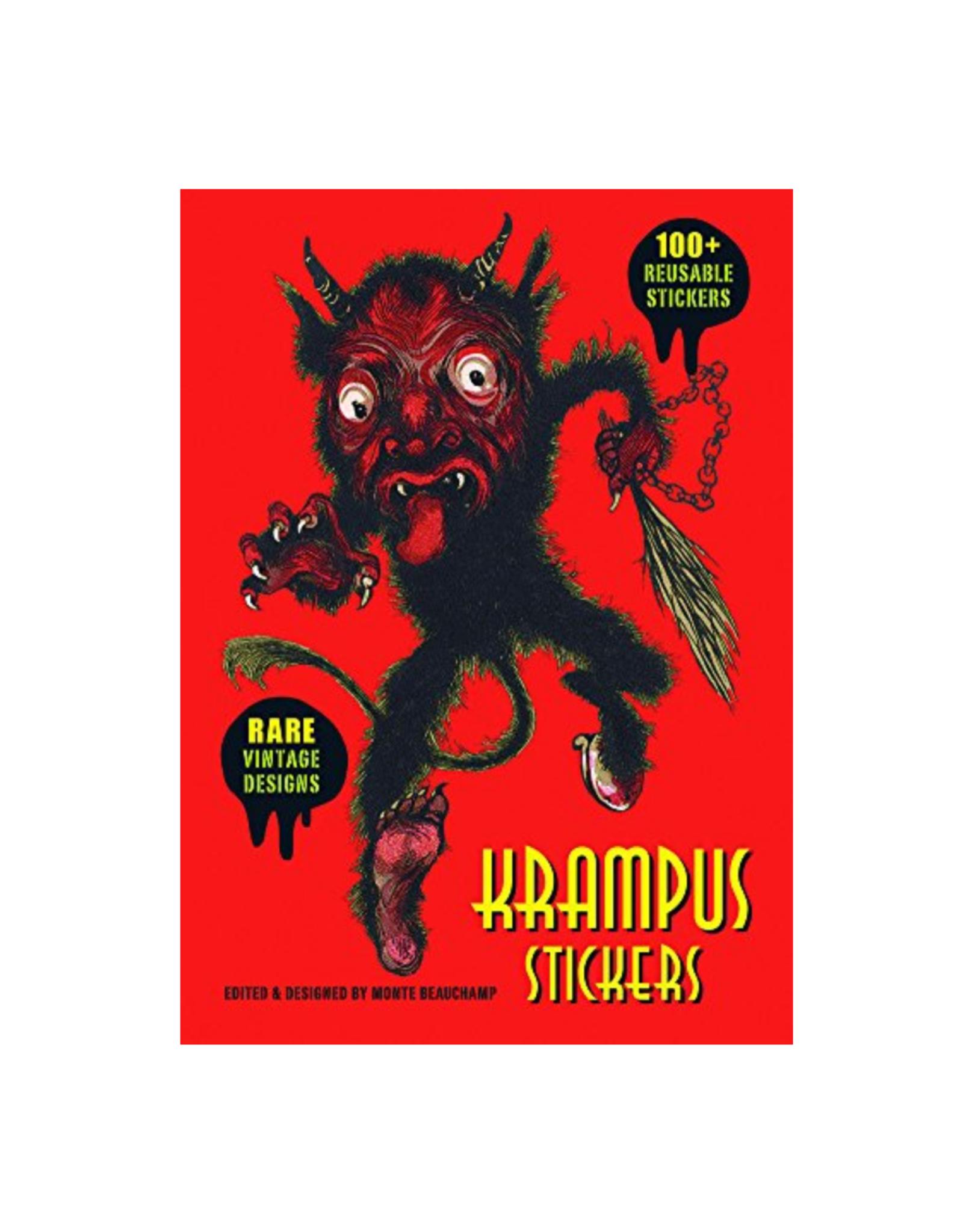 Krampus Stickers Box Set