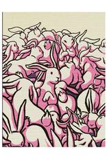 Skull Bunnies Print