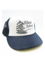 Rhode Island Mesh Hat