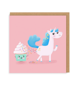 Unicorns Poop Sprinkles Greeting Card