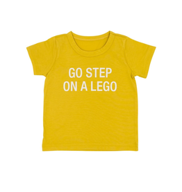 Go Step On A Lego Toddler Tee - 18M