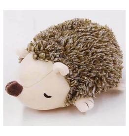 Brown Fluffy Hedgehog - Small