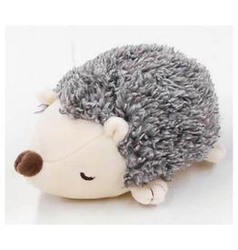 Grey Fluffy Hedgehog - Small
