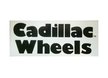 Cadillac Wheels