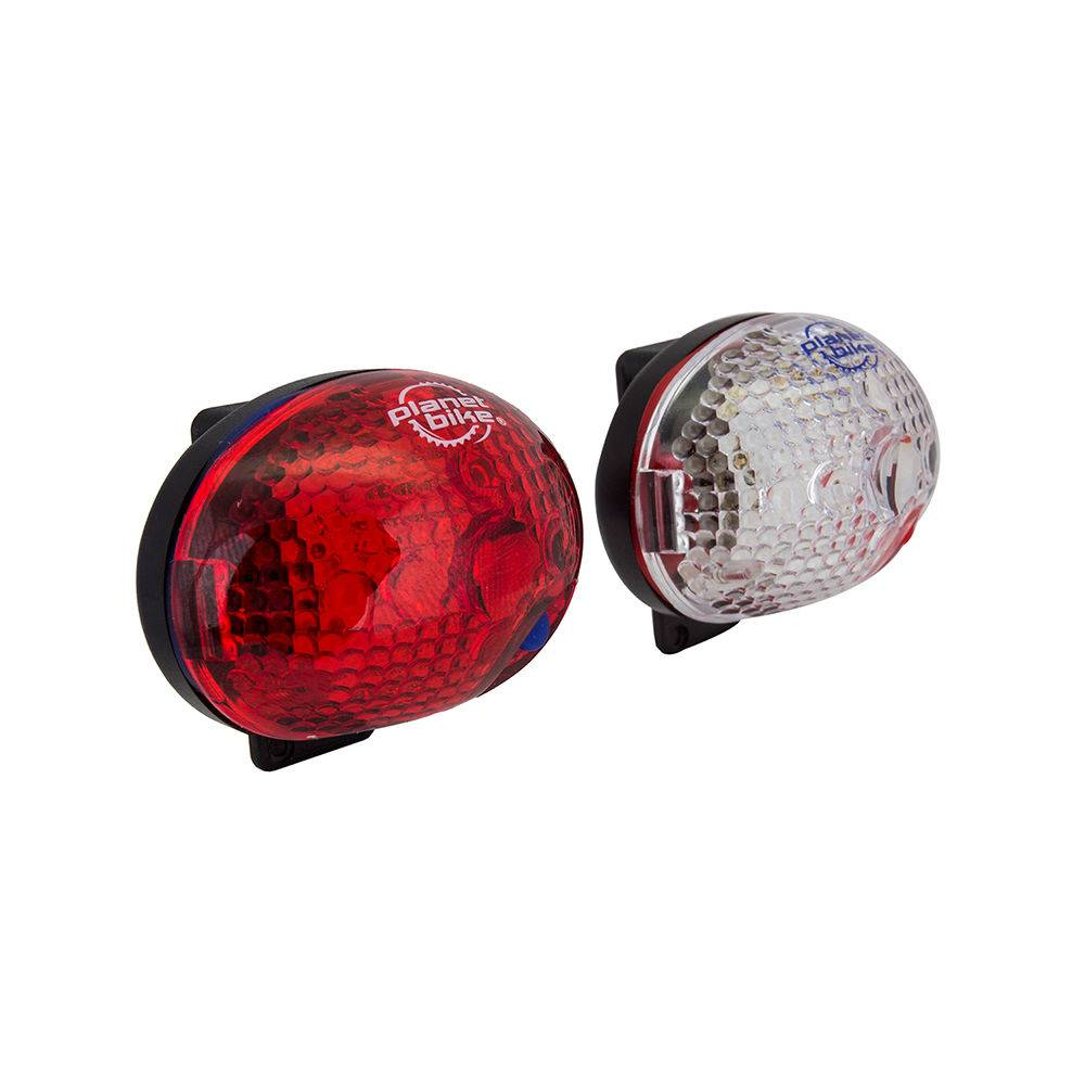 PlanetBike PLANET BIKE BLINKY SAFETY SET