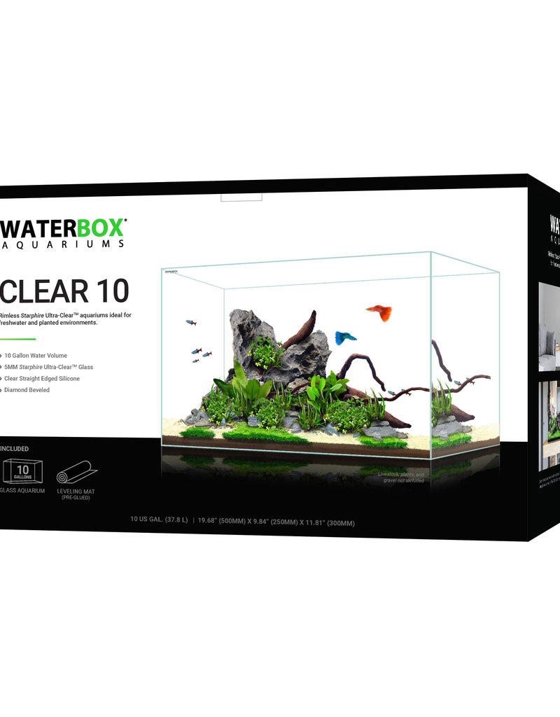 Waterbox Aquariums Waterbox Clear 10