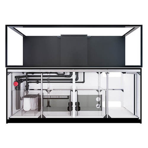 RedSea Redsea REEFER-S Deluxe 1000 - Black (incl. 3 X RL 160 & Mount)