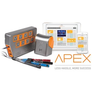 NEPTUNE SYSTEMS Apex Gold Package - Base Unit, Display, Lab pH, Lab ORP, PM2, Lab Cond (MAP $799.95)
