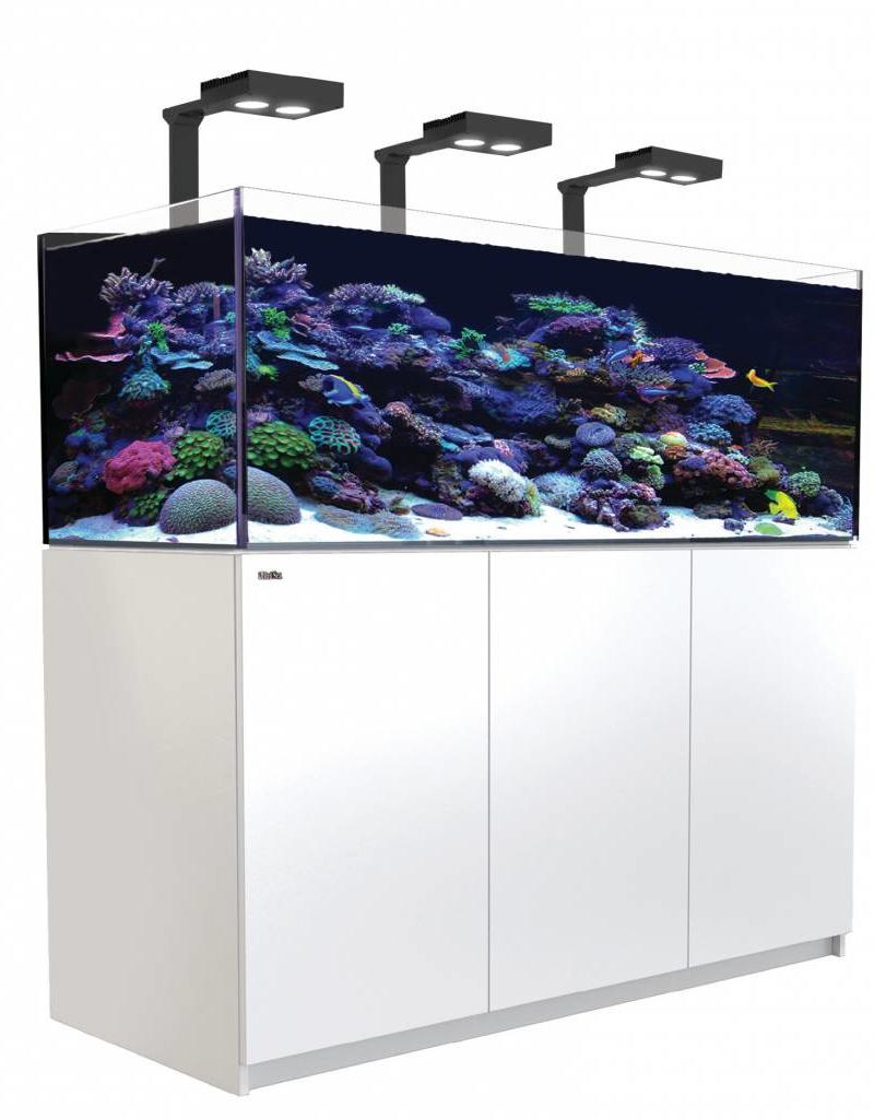 RED SEA Reefer XL 525 Deluxe System with 3 Hydra26HD Lights