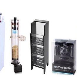 INNOVATIVE MARINE Aqua Gadget - Midsize Performance Pack - Includes Ghost Skimmer, Minimax Reactor, Custom Caddy, Spinstream, Accudrip