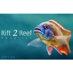 RIFT 2 REEF AQUATICS R2R - Gift Cards