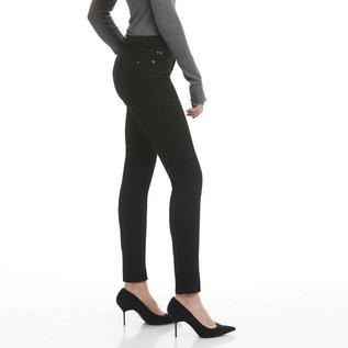 YogaJeans Rachel split front jeans