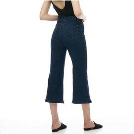 YogaJeans hi-rise culotte