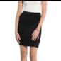 YogaJeans Black Pencil Skirt