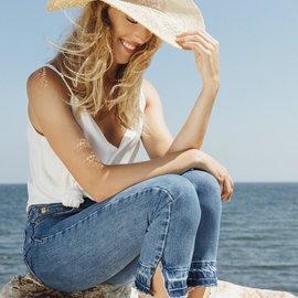 YogaJeans classic-w crop