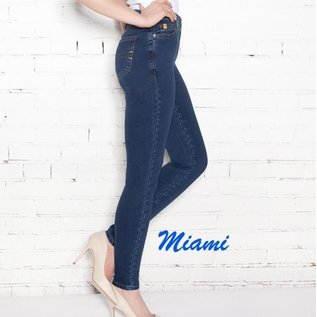 YogaJeans contemporary rise skinny