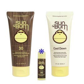 SunBum lotion kit
