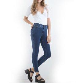 YogaJeans high-w ankle