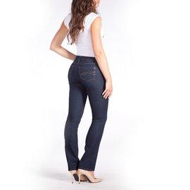 YogaJeans hi-rise straight